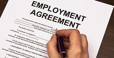 雇用契約書、就業規則、各種社内規則