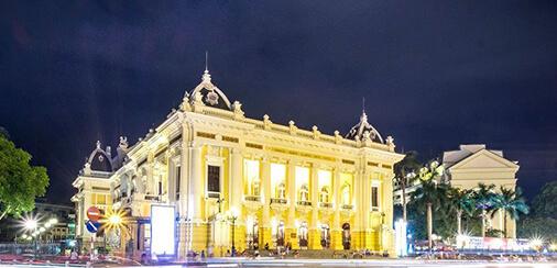 優秀な人材が集まるベトナムの首都
